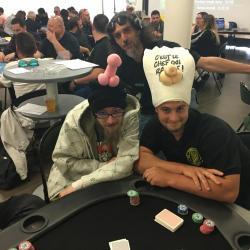 On dit que le poker rend intelligent. La preuve par l'image !